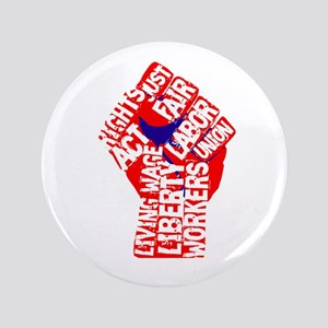 """Worker's Civil Rights 3.5"""" Button"""