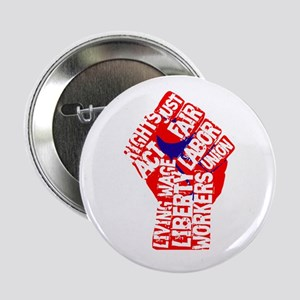 """Worker's Civil Rights 2.25"""" Button"""