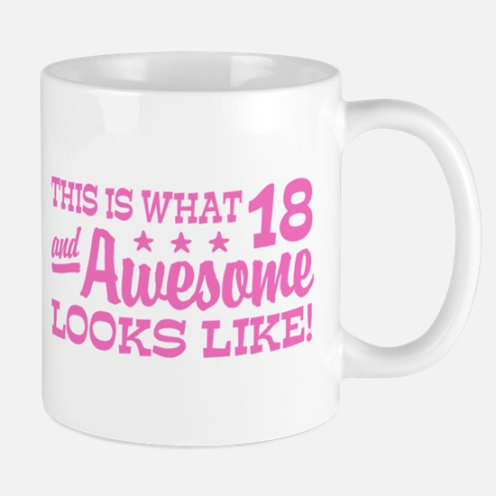 Funny 18th Birthday Mug