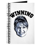 Palin Winning Journal