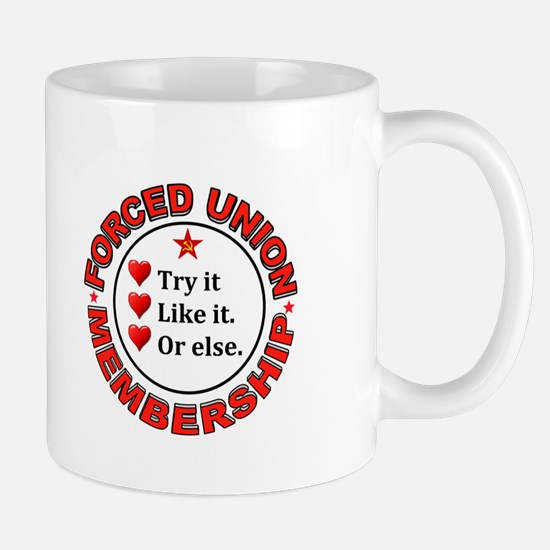 JUST VOTE NO Mug