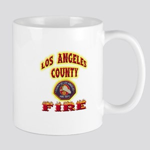 Los Angeles County Fire Mug