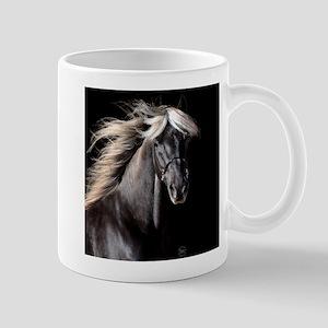 Chocolate Rocky Mtn Horse Mug