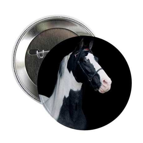 """Spotted Horse 2.25"""" Button (100 pack)"""