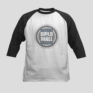 Build the Wall Baseball Jersey