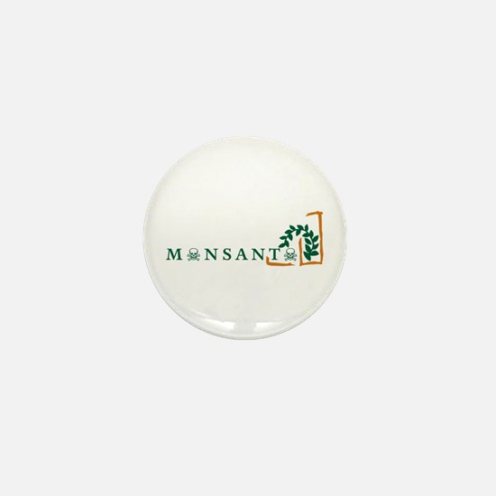 Monsanto Mini Button