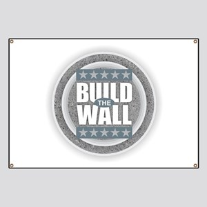 Build the Wall Banner