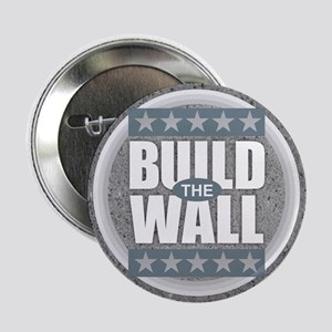 "Build the Wall 2.25"" Button"