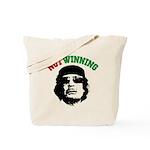Gaddafi Not Winning Tote Bag