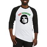 Gaddafi Not Winning Baseball Jersey