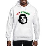 Gaddafi Not Winning Hooded Sweatshirt