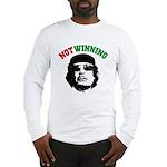 Gaddafi Not Winning Long Sleeve T-Shirt