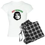 Gaddafi Not Winning Women's Light Pajamas