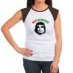 Gaddafi Not Winning Women's Cap Sleeve T-Shirt