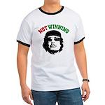 Gaddafi Not Winning Ringer T