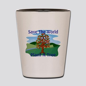Plant A Tree Shot Glass