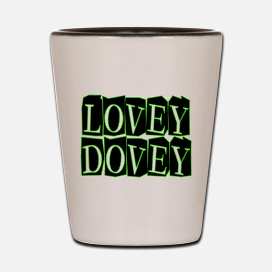 Lovey Dovey Shot Glass