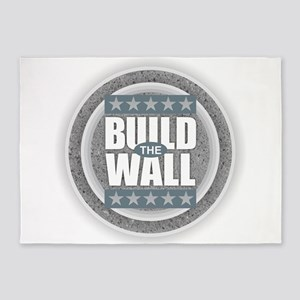 Build the Wall 5'x7'Area Rug