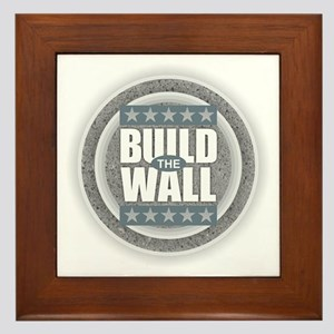 Build the Wall Framed Tile