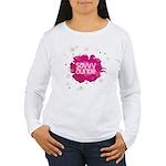 Savvy Auntie Women's Long Sleeve T-Shirt