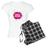 Savvy Auntie Women's Light Pajamas