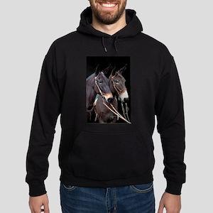 Mule Twosome Hoodie (dark)