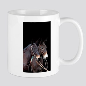 Mule Twosome Mug
