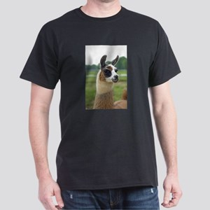 Spotted Llama Dark T-Shirt