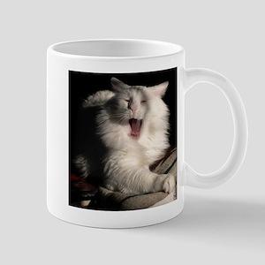 Tired Cat Mug