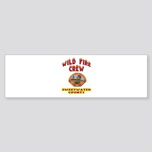 Sweetwater Wild Fire Crew Sticker (Bumper)