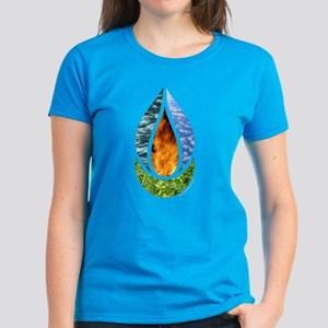 Earth Chalice Women's Dark T-Shirt