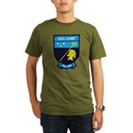 USS CONY Organic Men's T-Shirt (dark)