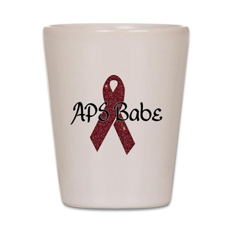 APS Babe Shot Glass