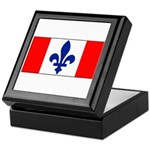 French Canadian Keepsake Box