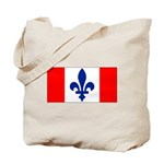 French Canadian Tote Bag