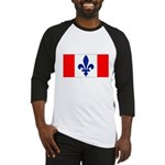 French Canadian Baseball Jersey