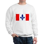French Canadian Sweatshirt