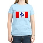 French Canadian Women's Light T-Shirt
