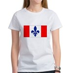 French Canadian Women's T-Shirt