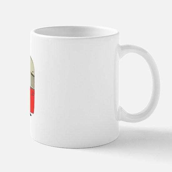 Vintage Shasta Trailer Mug