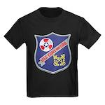 USS CONY Kids Dark T-Shirt