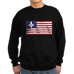 French American Sweatshirt (dark)