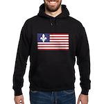 French American Hoodie (dark)