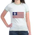 French American Jr. Ringer T-Shirt