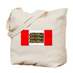 English Canadian Tote Bag