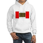 English Canadian Hooded Sweatshirt