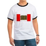 English Canadian Ringer T