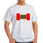 English Canadian Light T-Shirt