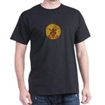SYMBOL 010 Black T-Shirt