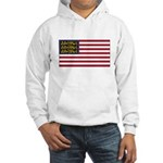 English American Hooded Sweatshirt